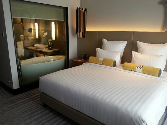 Pullman Jakarta Indonesia: Bedroom