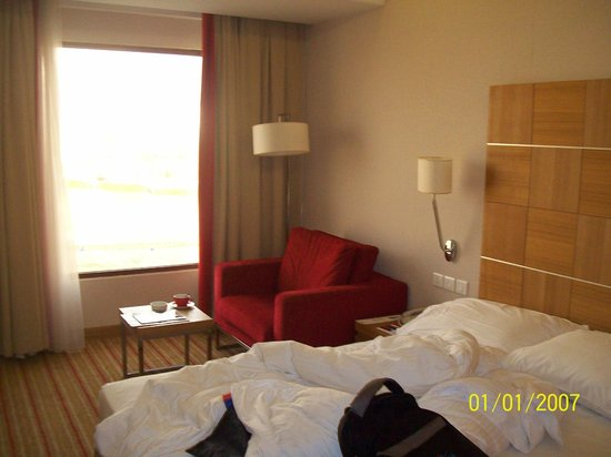 Park Inn by Radisson Muscat: room