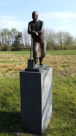 Skulpturpark Billund: скульптуры