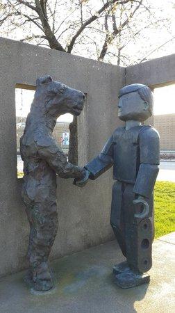Billund, الدنمارك: Здравствуй, лошадка!)