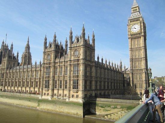 Park Plaza Westminster Bridge London : Big Ben