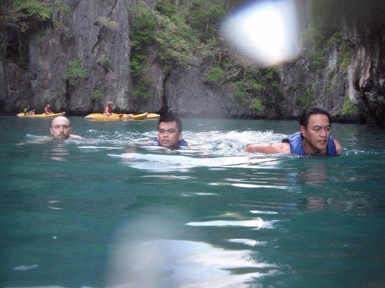 Secret Lagoon Beach: Choose Philippines