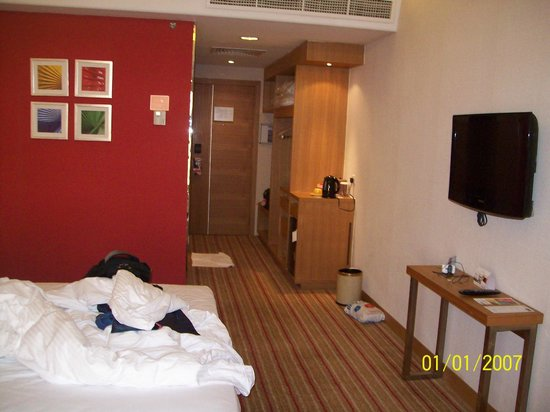 Park Inn by Radisson Muscat: internal view