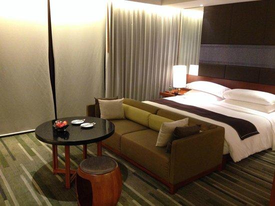 Hansar Bangkok Hotel: Ingresso