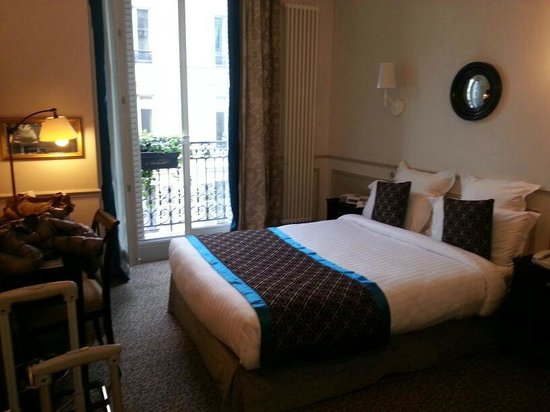 Hotel Bradford Elysees - Astotel: Habitación con ventana sencilla