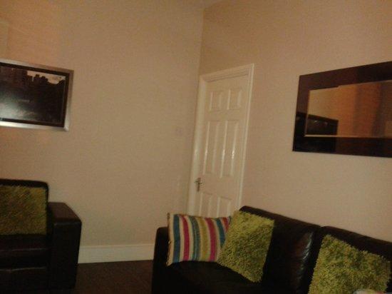 Geminian: Newly refurbished lounge area