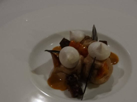 CasCades Restaurant: caramel crunch
