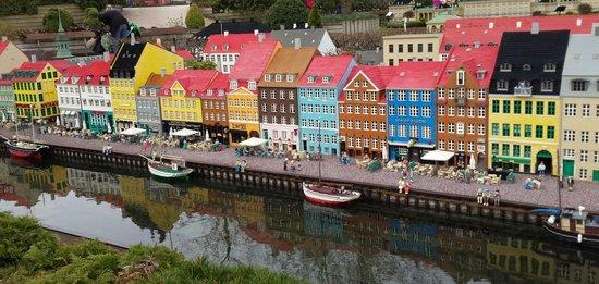 Legoland Billund: мини улицы