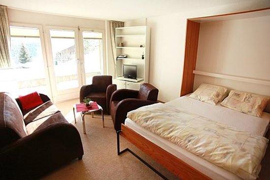 Edelweiss: Wohnzimmer