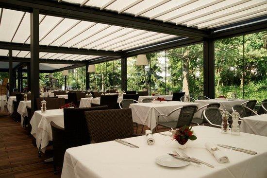 Thessoni Classic Zurich: Garten