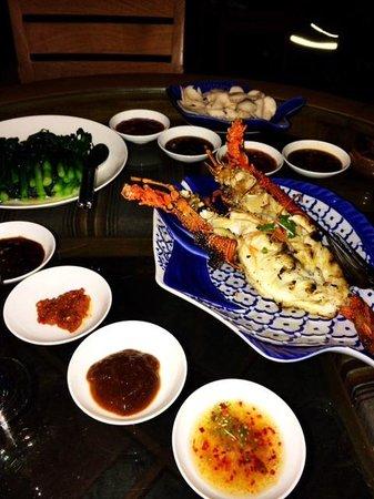 Grand Hyatt Dubai: Dinner