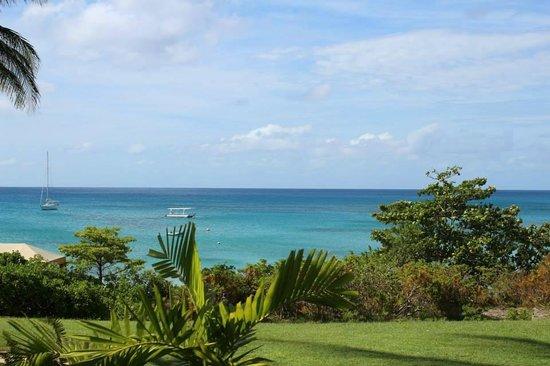 Lizard Island Resort: View from restaurant