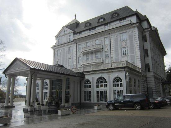 Esplanade Spa & Golf Resort: Hotel Exterior