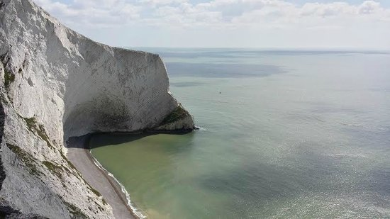 The Needles : View from the Old Battery