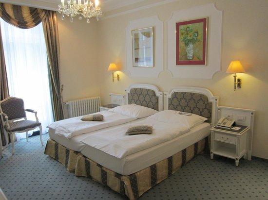 Esplanade Spa & Golf Resort: Room 118