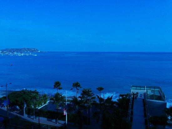 Barcelo Colon Miramar: Hab. vista frontal mar
