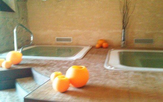Moli del Mig: El pequeño spa