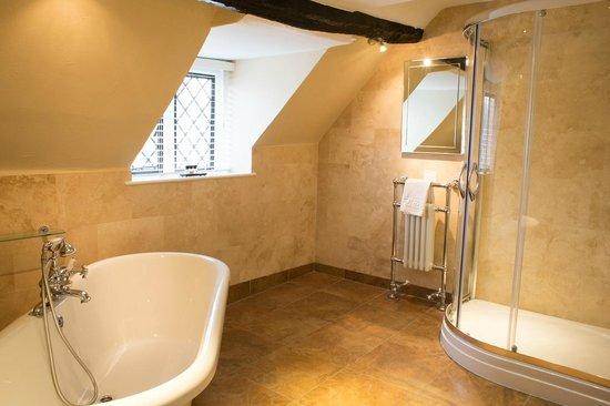 The White Swan Hotel: Diamond Suite - En Suite Bathroom