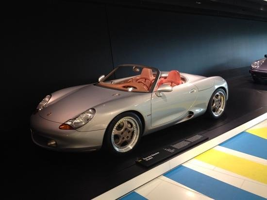 Porsche-Museum: Porsche Boxster