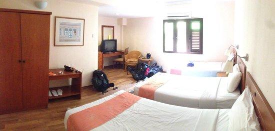 Hotel Puri : La chambre pour 3