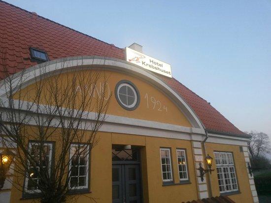 Hotel Krebshuset : Krebshuset