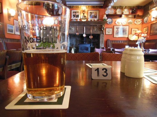 The Yorkshire Bridge Inn : Good to be here