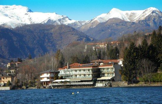 Hotel Ristorante Giardinetto: schones Hotel am See