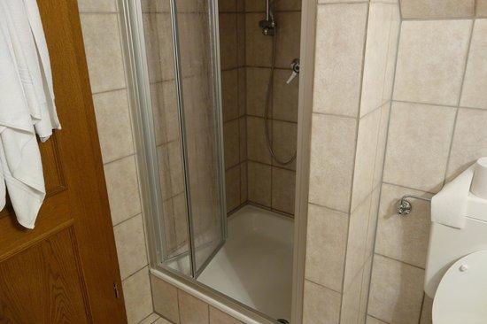 Zum Dicken Heinrich: Dusche