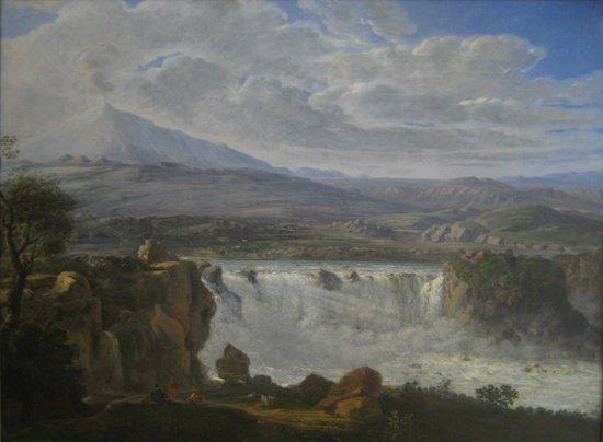 Latvian National Museum Of Art: K. G. Grass: Carracci Falls