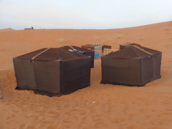 Camels House: Our rooms in the desert