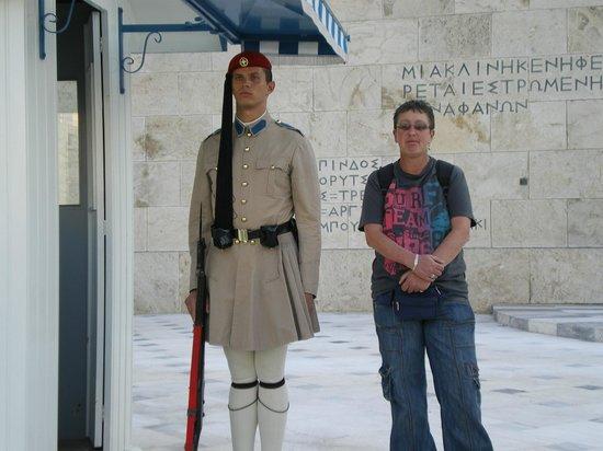 Cecil Hotel: Syntagma Square