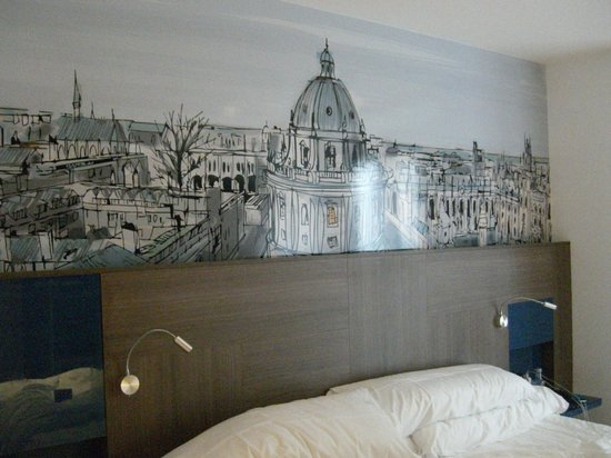 "Sercotel Blue Coruña: Zimmer ""Oxford"""