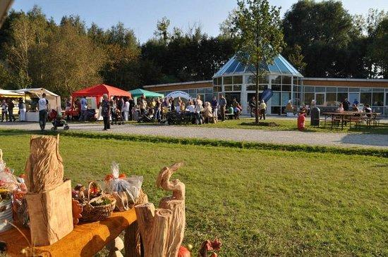 Trebbin, Germany: NaturParkFest am NaturParkZentrum Wildgehege Glauer Tal