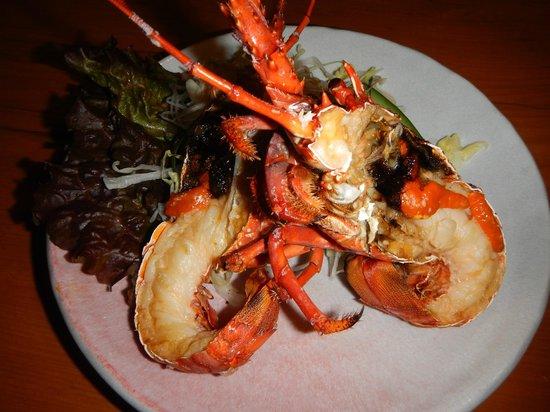Hamasaki: Miyazaki lobster