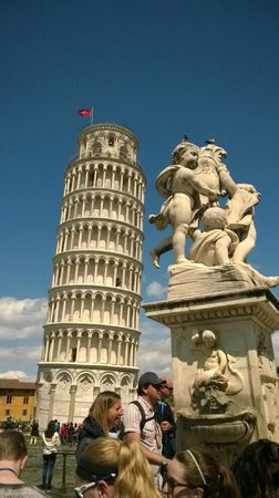 Hotel La Pace : Gem of Pisa Town