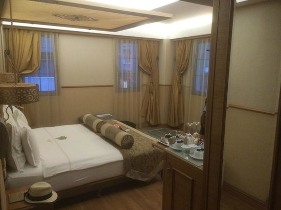 Hotel Sultania: Deluxe room