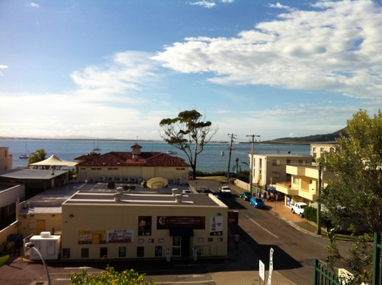 Ramada Resort Shoal Bay: Magnificent view from the balcony