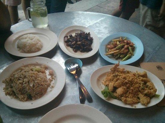 Amazing food picture of tek sen restaurant george town - Tek cuisines crissier ...