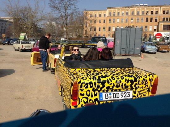 Trabi-Safari - TrabiWorld Berlin: In Convoy!