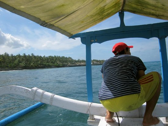 Abalone Resort: Sailing trip planned by the resort