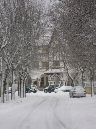 Grand Hotel Ifrane : paris 1