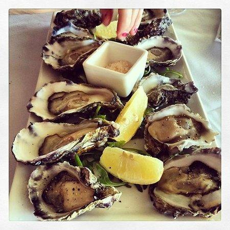 Restaurant Cuvee: Natural Dozen Oysters!