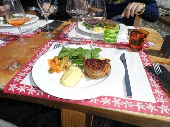 Foyer des Guides : Buon appetito.........!!!!