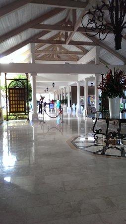 Gran Melia Golf Resort Puerto Rico : Gran Melia Entryway