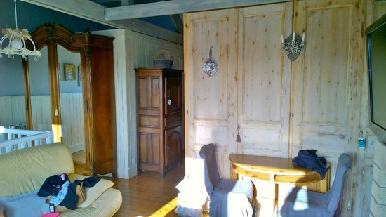 Chambres d'Hotes du Parc: The Loft