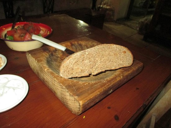 7 St. Georges Tavern : Delicious home made bread