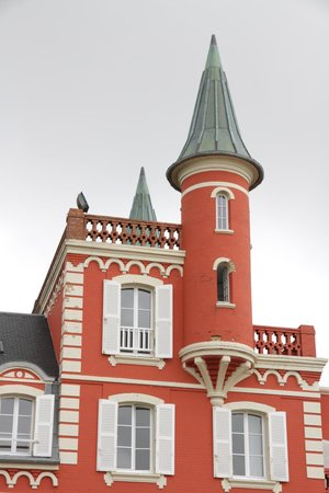 Les Tourelles: Vue de la tour