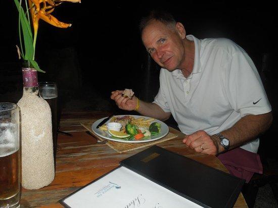 The Warwick Fiji: Warwicks seafood restaurant