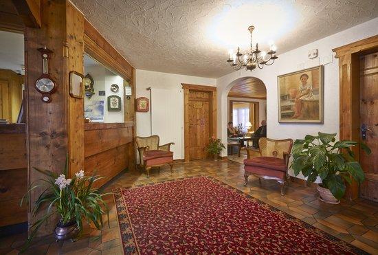 Christiania Hotel : Lobby