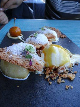 Two Oceans Restaurant: awesome dessert